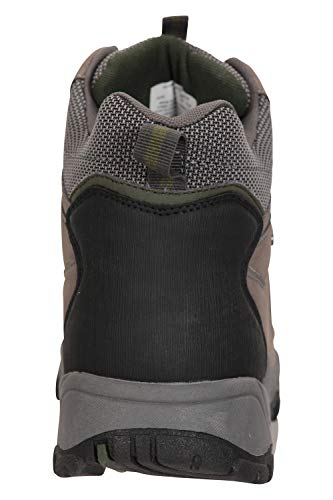 Mountain Warehouse Boots Hommes Adventurer - Chaussures imperméables, Textile & synthétique, adhérence supplémentaire… 4
