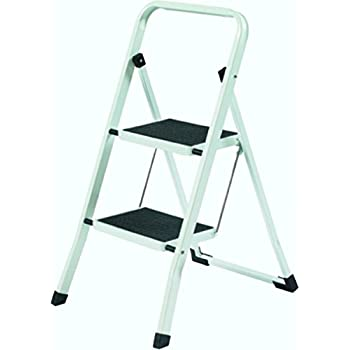 Two Tier Step Ladder Chair Amazon Com