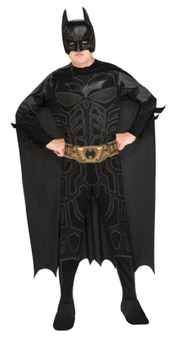 Top 10 Children's Costumes (Batman Dark Knight Rises Child's Batman Costume with Mask and Cape - Large)