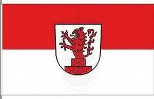 Bandera Bandera Pequeño Wied ergeltingen–40x 60cm
