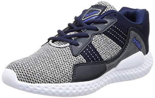ACTION Men Esp-131-Grey-Royal-Blue_7 Esp-131-Grey-Royal Hiking Shoes-7 UK (41 EU) (ESP-131)