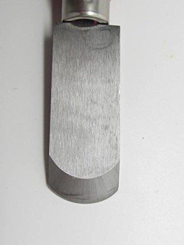 Mezzotint Rocker 1x65 Etching Intaglio Printmaking Copper Zinc Plate E C Lyons USA by UJ Ramelson Co