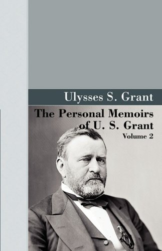 The Personal Memoirs of U.S. Grant, Vol 2. pdf