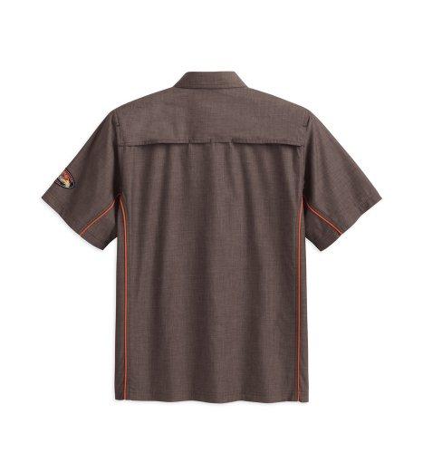 Harley-Davidson Enhanced Garage Performance Shirt 96528-13VM Herren Shirt