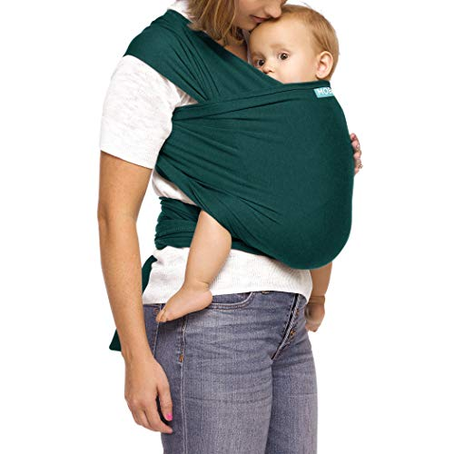 Moby Wrap Baby Carrier - Limited Edition Collection - Emerald