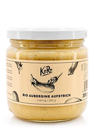 KoRo – Bio aubergine spread – 400 g