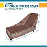 Duck Covers Ultimate Waterproof 74 Inch Patio