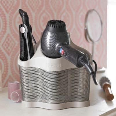 Polder Lakeland Rangement De Coiffeuse Seche Cheveux Lisseurs Amazon Fr Cuisine Maison