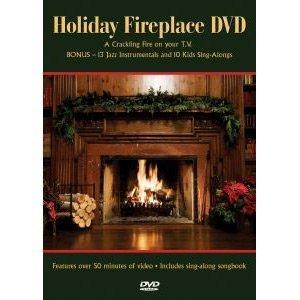 Avalon Fireplace - Holiday Fireplace by Avalon Records/Allegro