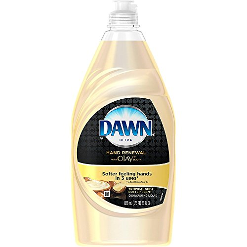 dawn-ultra-hand-renewal-with-olay-beauty-dishwashing-liquid-tropical-shea-butter-scent-white-28-ounc
