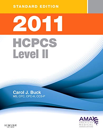 2011 HCPCS Level II: Standard Edition