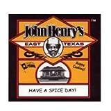 John Henry's East Texas Honey Rib Rub Seasoning