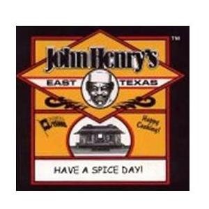 John Henry's East Texas Honey Rib Rub - Stir Lemon Chicken Fry