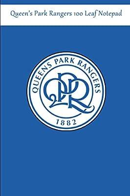 Queen's Park Rangers 100 Leaf Notepad