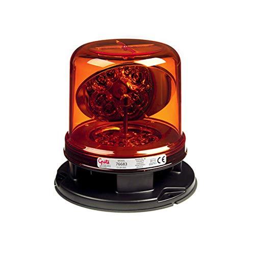 Grote 76683 Yellow RotoLED Class I LED Hybrid Beacon