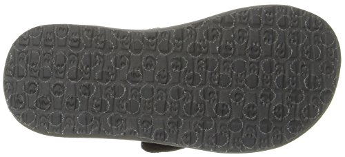 Slip Vagabond Anthracite Chill On Kids Sanuk qt57xwUU