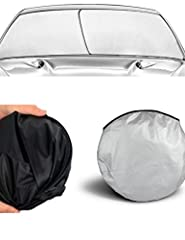 Hold to windshield > Sun Visors Not for Chevy Bolts, Mini Coopers, Leafs INSTALLATION:  We have designed this shade to fit your vehicle. Because of Mirror sensors, Heated mirrors, Wiper Sensors. Installation Varies.  Apply to Windshield.  ...