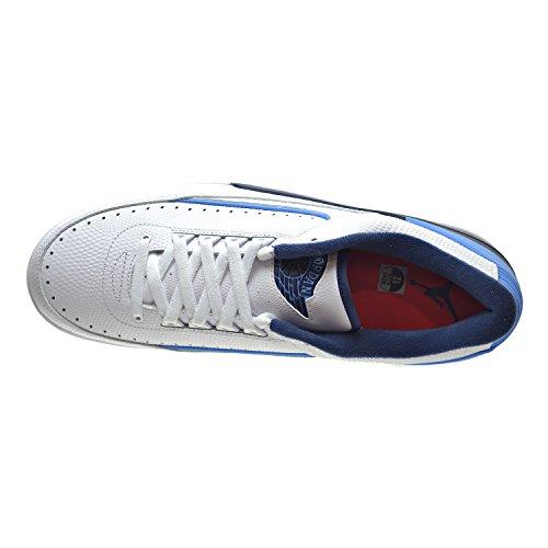 Midnight Shoes Navy 2 Low 107 White Air 832819 Jordan Retro Blue Mens XxqSnwF8OA