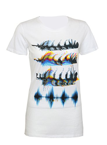Converse All Star Womens Chuck Taylor T-Shirt (L)