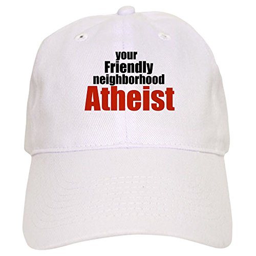 051191e5032 CafePress - Friendly Neighborhood Atheist - Baseball Cap with Adjustable  Closure