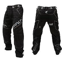 Exalt Thrasher V3 Paintball Pants - Black and Gray - XX-Large XXL