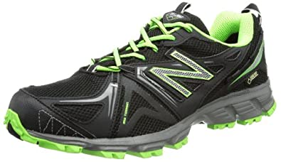 New Balance Mens MT610GX2 Trail Running Shoes Green/Black