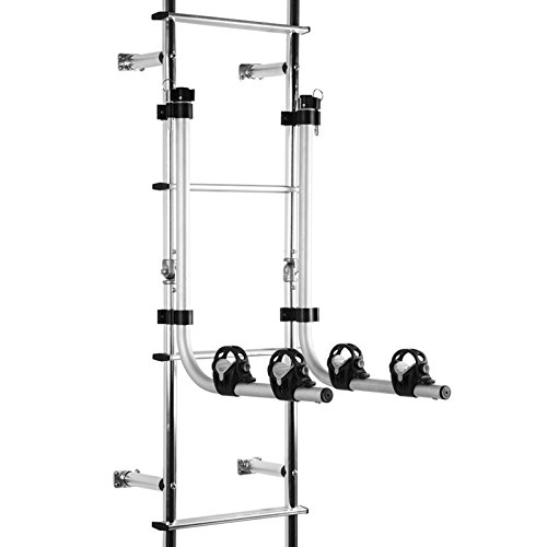 Ladder Mount Bike Rack - 9