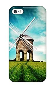 New Arrival DxBlBZQ203znOoZ Premium Iphone 5/5s Case(nice Windmill )