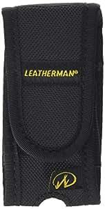 "Leatherman - Standard Nylon Sheath with Pockets, Fits 4"" Tools - Black"