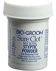 Bio-Groom DBB53005 Sure Clot Styptic Powder, 14 Grams