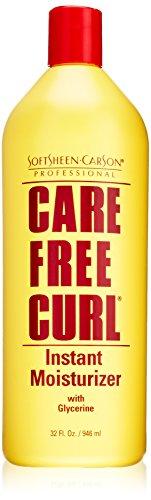 Care Free Curl Care Instant Moisturizer, 32 Fluid Ounce