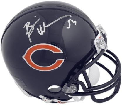 Chicago Bears Authentic Mini - 9