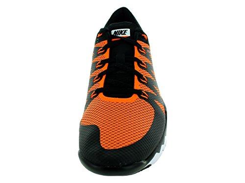 Nike Mens Free Trainer 5.0 V6 Ttl Orng / Vlt / Tmbld Spel / Lnr Gry Loopschoen 10.5 Heren Us