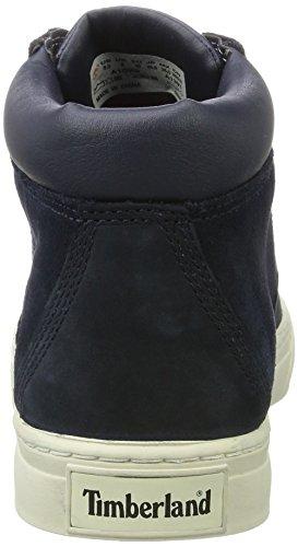 Timberland Dauset, Stivali Chukka Uomo Blu (Dark Sapphire)