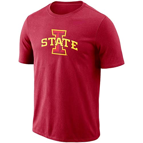 (Profile Varsity Iowa State University Cyclones Men's Big & Tall Logo T-Shirt (3XT))