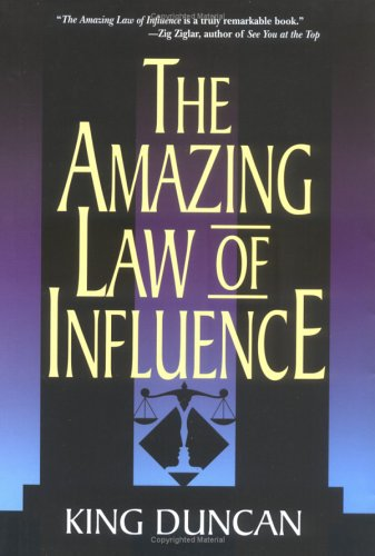 Download Amazing Law of Influence, The pdf