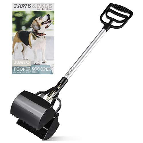 Pooper Scooper for Large Dogs - Dog Poop Scoop Picker Upper Pet Waste...