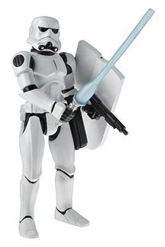 Star Wars Fan's Choice Number 4 - Mcquarrie Concept Stormtrooper Action Figure