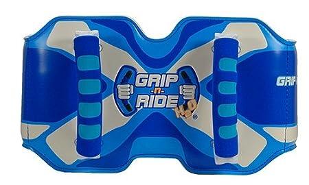 Grip-n-Ride Solid unisex-adult Passenger Safety Belt Black,Standard: 28 to 54