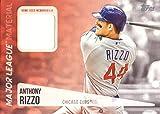 2019 Topps Relics #MLM-ARI Anthony Rizzo Game Worn