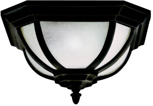 Kichler 9848RZ Salisbury Outdoor Ceiling 2-Light,