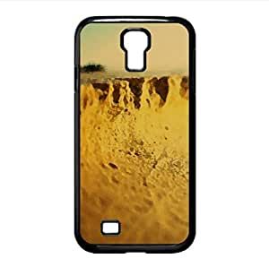 Beach Sand Tilt Shift Watercolor style Cover Samsung Galaxy S4 I9500 Case (Beach Watercolor style Cover Samsung Galaxy S4 I9500 Case)