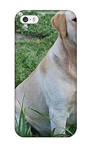 Hot QwLBkTM2119jaTcG Case Cover Protector For Iphone 5/5s- Labrador Retriever Dog