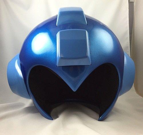 Megaman Costumes - Capcom Mega Man Wearable Helmet Mega
