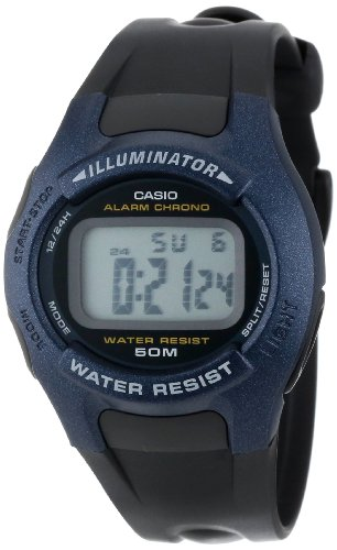 (Casio Men's W43H-1AV Illuminator Sport Watch )