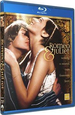 Amazon Com Romeo Juliet 1968 Romeo E Giulietta Romeo And Juliet Blu Ray Reg A B C Import Sweden John Mcenery Robert Stephens Michael York Leonard Whiting Olivia Hussey