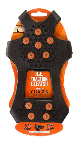 Yukon Charlies Slip-Not's Traction Cleats, Medium