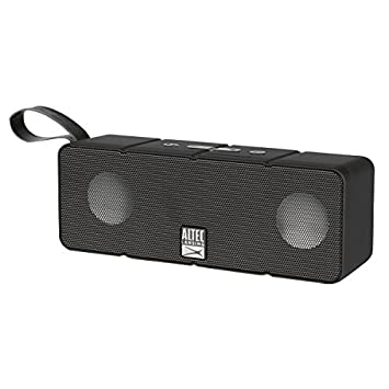 Altec Lansing Dual Motion IMW140 Bluetooth Speakers  Black  Bluetooth Speakers