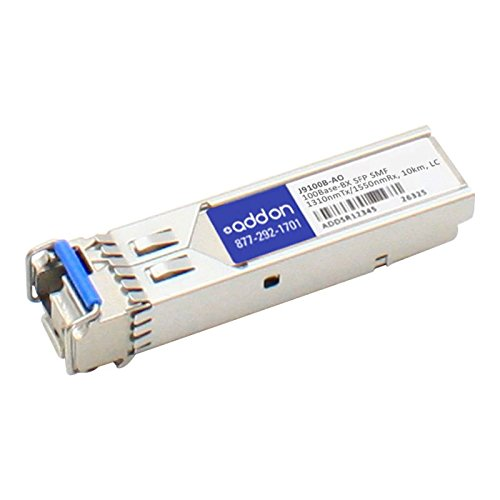 Image of 100BX-U SFP LC Upstream F/HP Network Transceivers