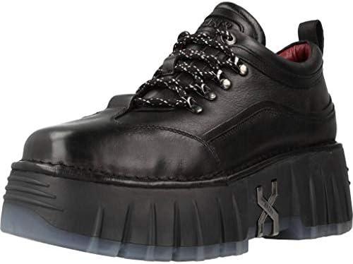 BRONX SHOES Bronx Moon-WALKK Basket Femme Noir 38 EU